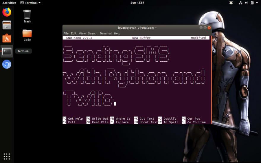 Using Twilio to Send SMS Texts via Python, Flask, and Ngrok - DEV
