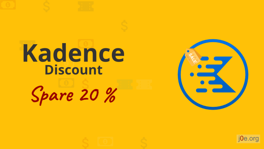 Kadence Discount