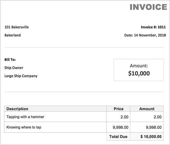niche-invoice