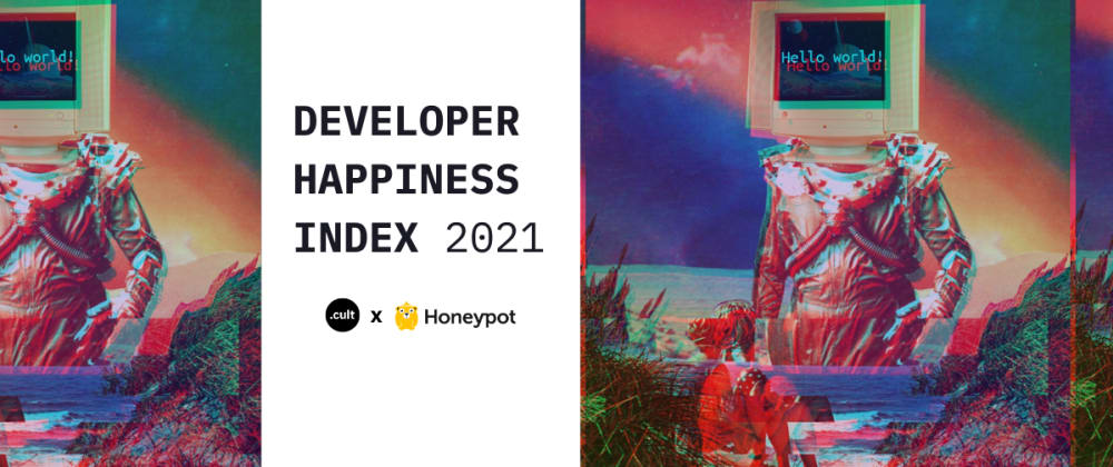 Cover image for Developer Happiness Index 2021