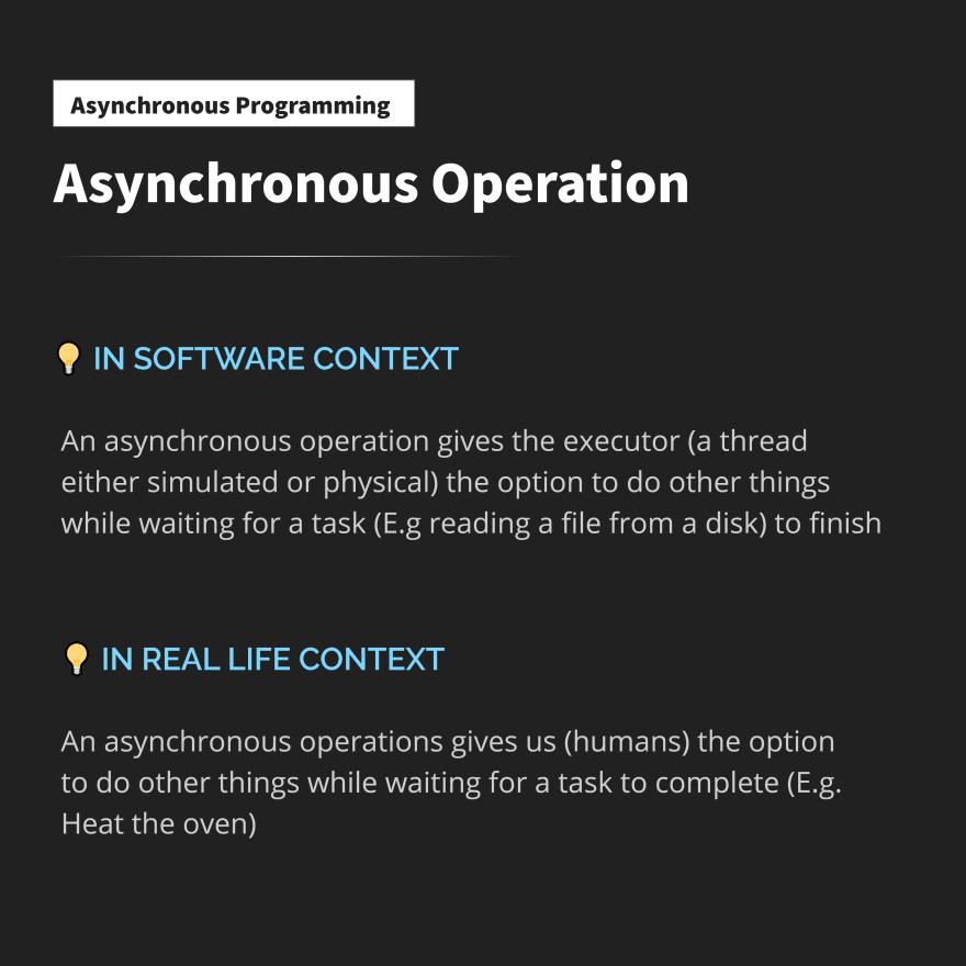 Asynchronous Programming #1 - Facebook@3x