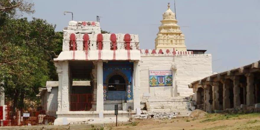 Kondarama Temple, hampi
