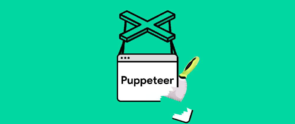 Cover image for Web Scraping with Puppeteer 🎭
