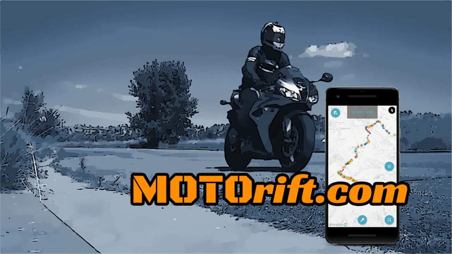 MOTOrift.com motorcycle data logger
