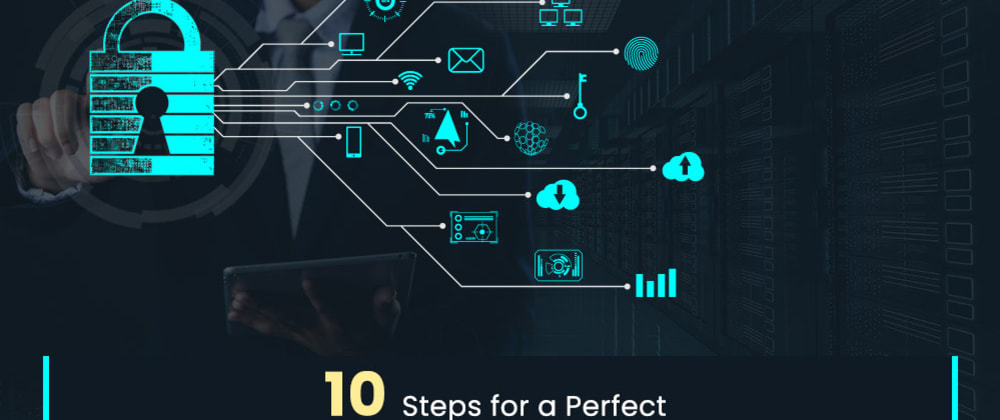 Cover image for 10 Steps for a Perfect Privileged Access Management (PAM) Strategy