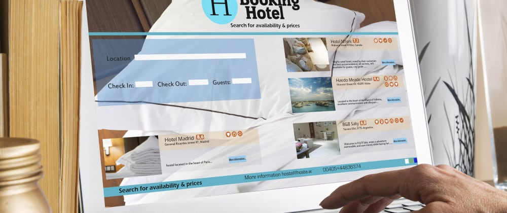 Cover image for Hotel Booking App:- The 10 Vital Features