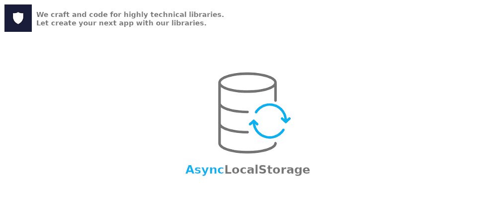 Cover image for Why AsyncLocalStorage instead of LocalStorage?