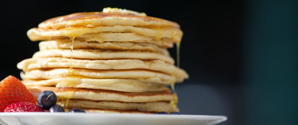 Cover image for Architecture - The Pancake Theory