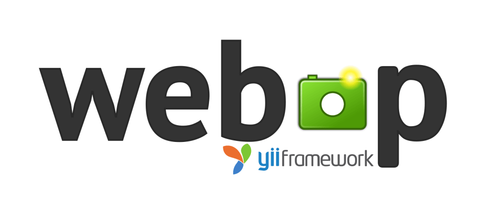 Cover image for Image widget with an auto WebP file generation for Yii2 Framework