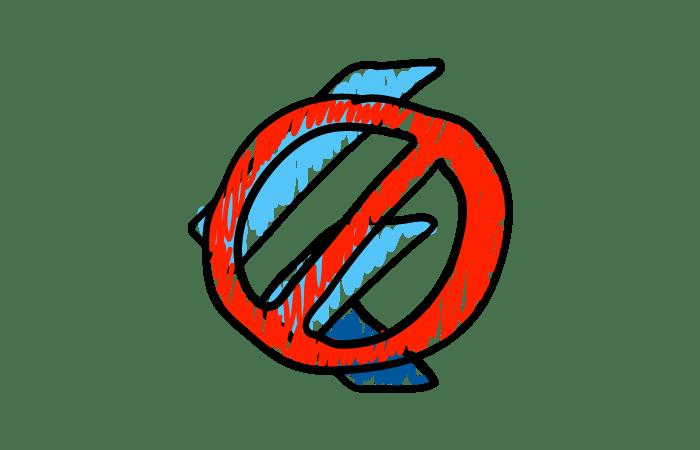 Don't use Flutter