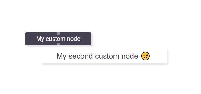 Custom node demo