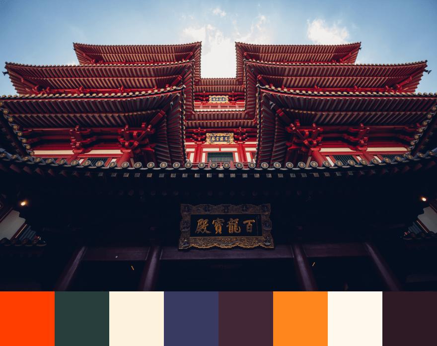chinatown swatch