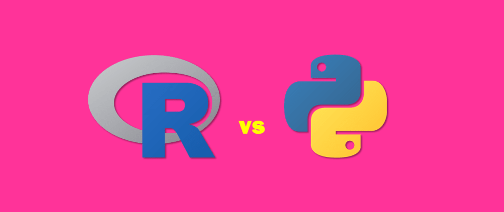 Cover image for Choosing R over Python