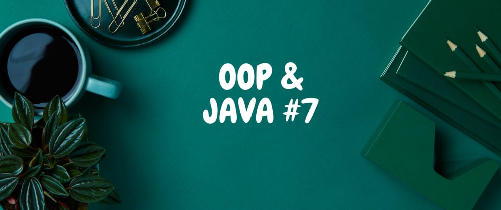 Cover image for Type Inference And Generic Methods - [OOP & Java #7]
