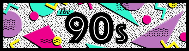 90s banner