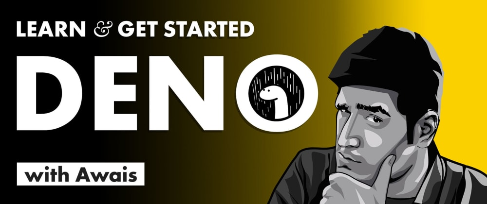 Cover image for Introducing: Deno Beginner Course. Completely FREE