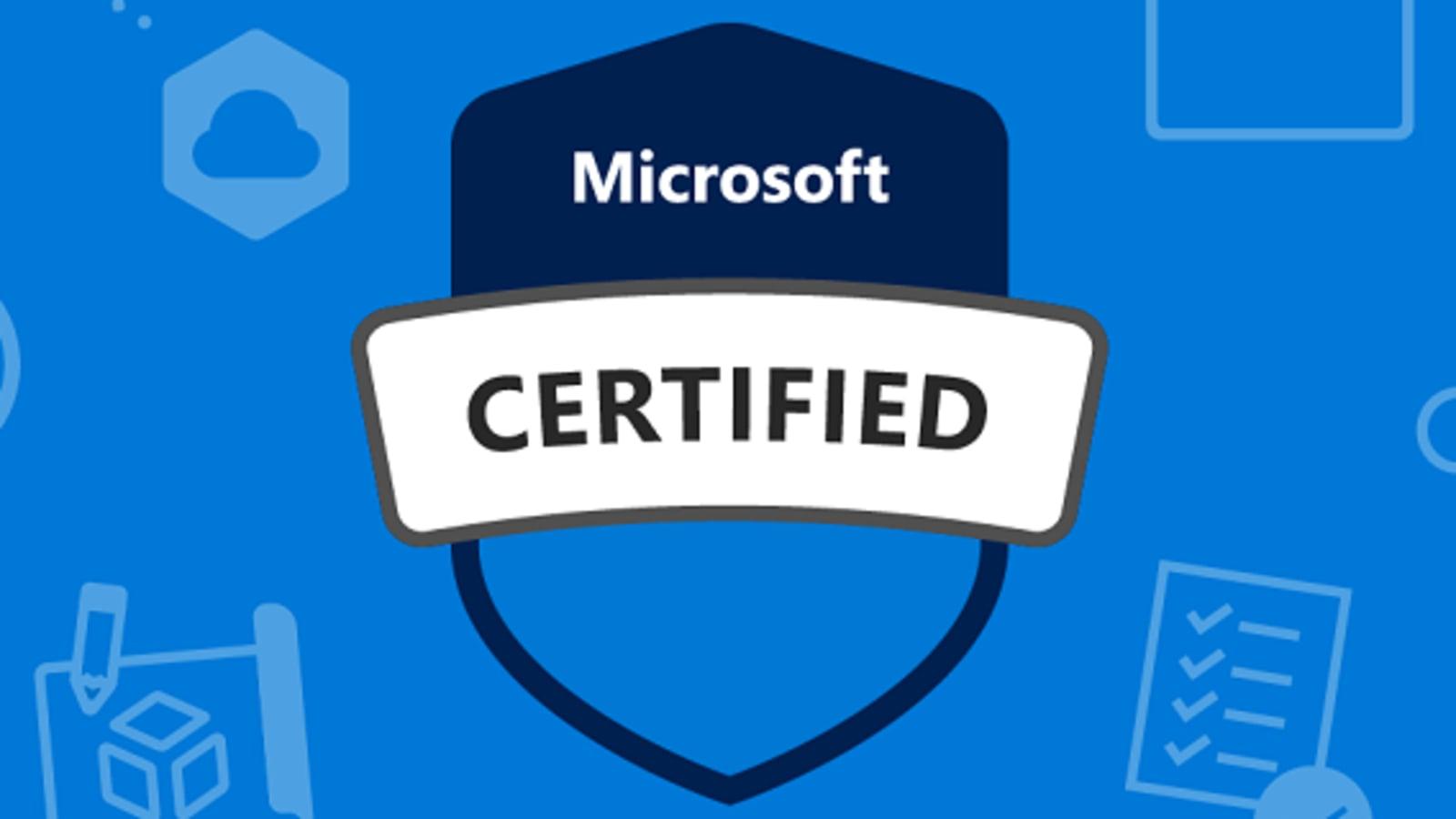 Registering for an online proctored Microsoft Certification Exam - DEV Community