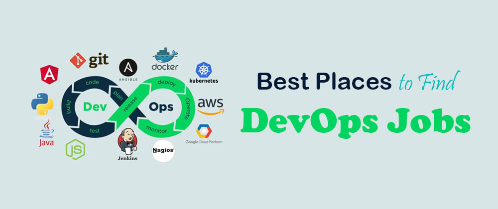 Cover image for 5 Best Places to Find DevOps Jobs in 2021