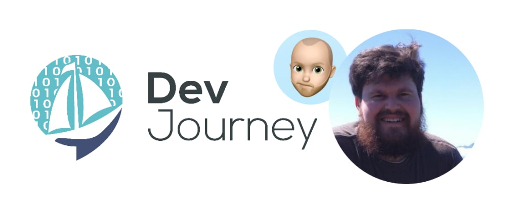 Cover image for Sam Julien from self-taught developer to developer advocate... and other things I learned recording him DevJourney