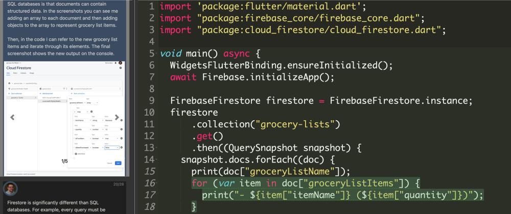 Cover image for Storing Data in a Flutter App