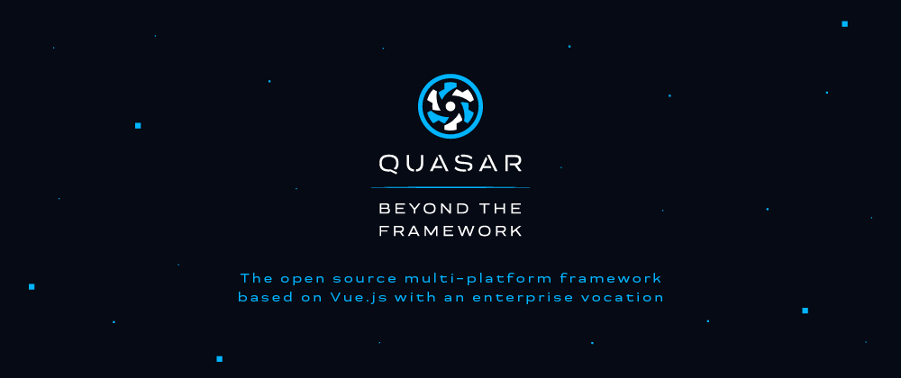 Cover image for Quasar Brand Refresh and New Partnership