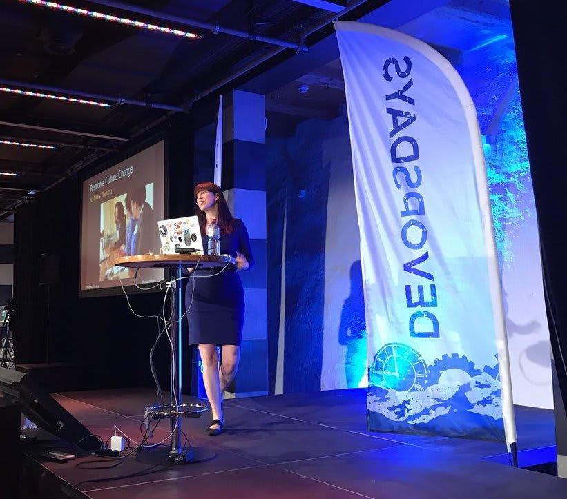 Opening Keynote to DevOpsDays Zurich 2018, Switzerland<br>