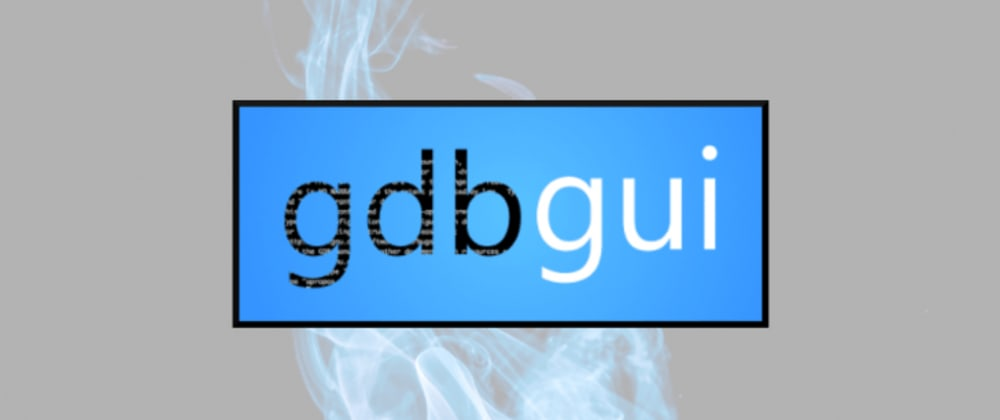 Cover image for Visual debugging using gdbgui