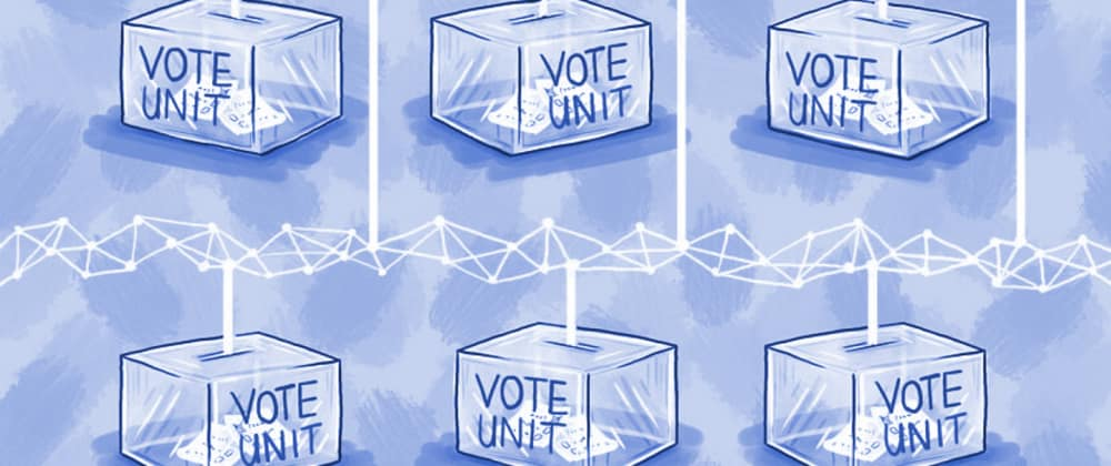 Cover image for Designing A Voting System For 1 Billion on the Blockchain (Part 2) - How To Keep A Secret