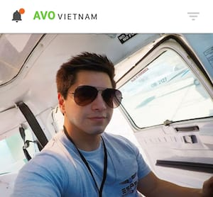 Fake profile on AvoVietnam