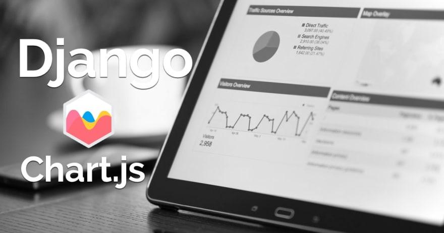 Chart.js with Django by Vitor Freitas