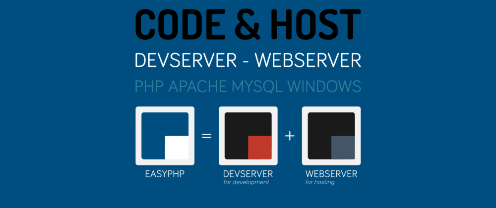 Cover image for SETTING UP A COMPLETE PHP DEVELOPMENT ENVIRONMENT ON WINDOWS WITH DEVSERVER