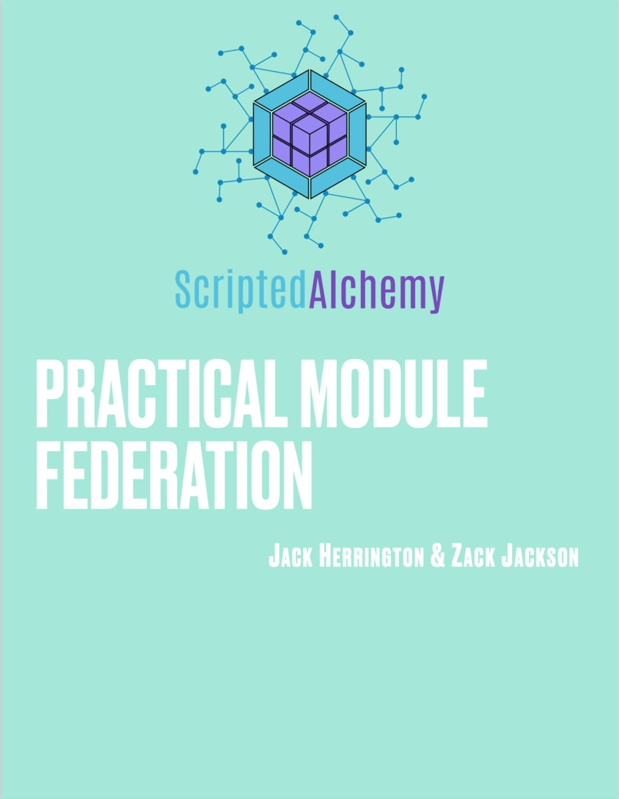 Practical Module Federation Book