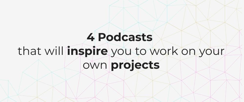 4 podcasts for aspiring entrepreneurs