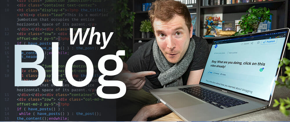 Cover Image for Programmers That Don't Blog Should Start Right Now