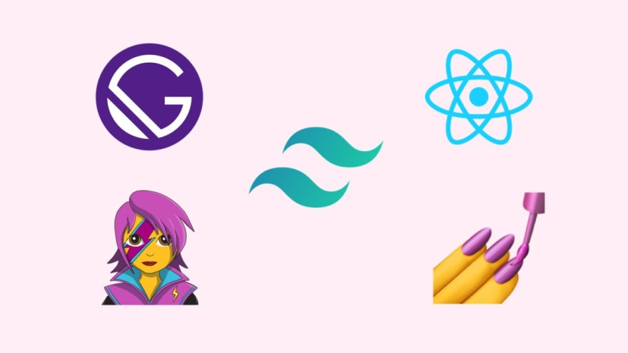 Gatsby react emotion styled components