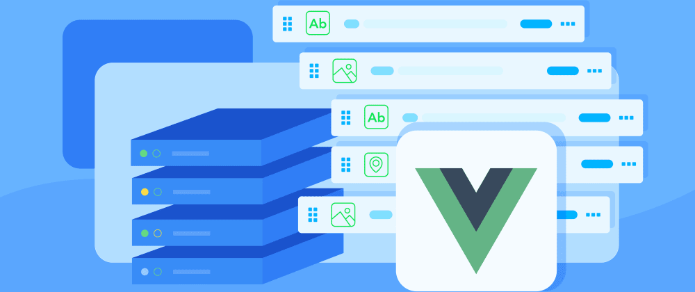 Cover image for How to build a project using Vue.js and Contentful
