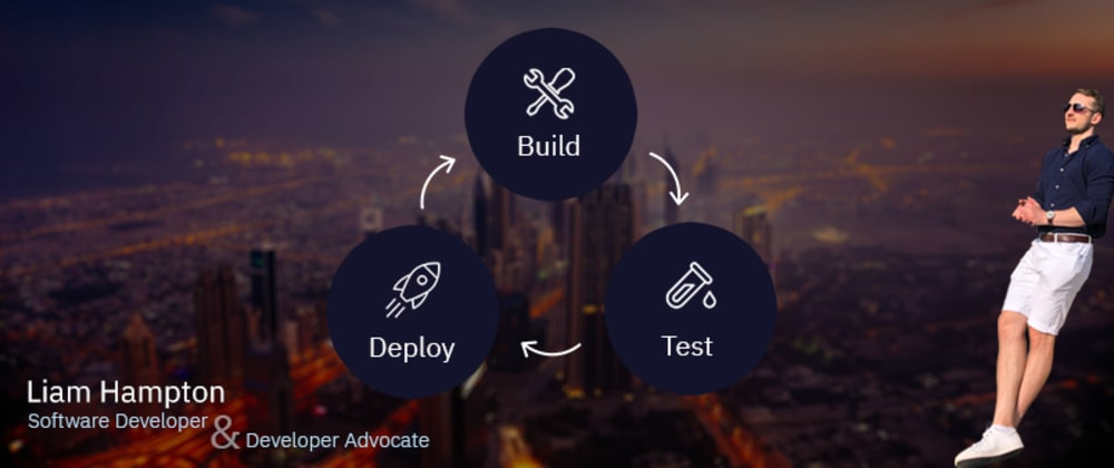 Cover image for Build/Test/Deploy your Go App using IBM Cloud Toolchain
