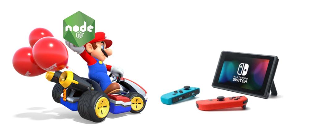 Cover image for How I got a Nintendo Switch using NodeJS