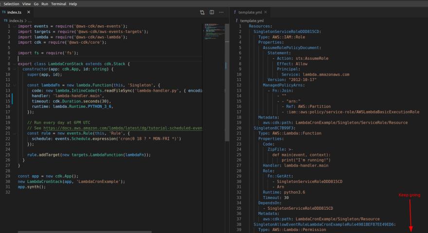 yaml-vs-code