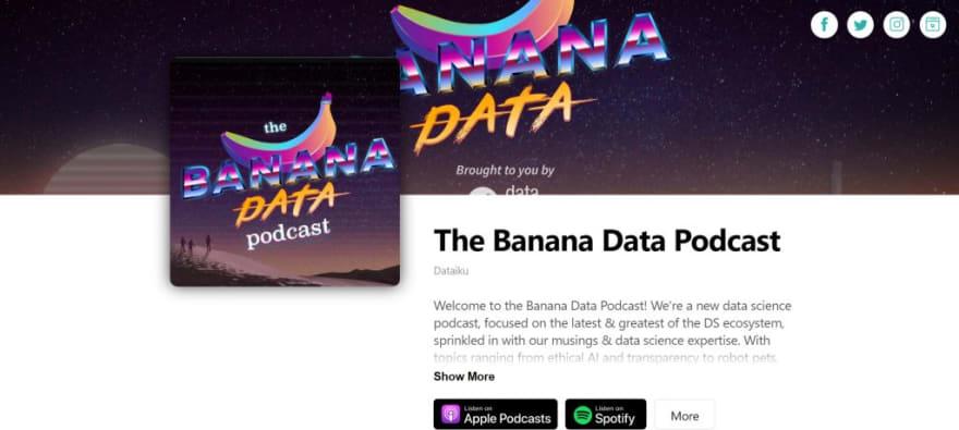 The Banana Data Podcast