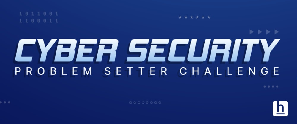 Cover image for Build Better Cyber Security Contests With HackerEarth's Cyber Security Setter Challenge