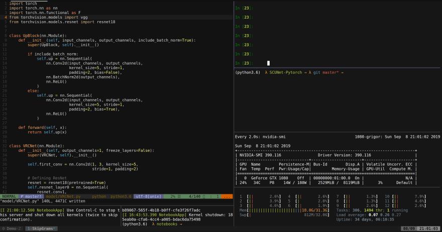 Editor Wars: VIM as a perfect Python IDE - DEV Community