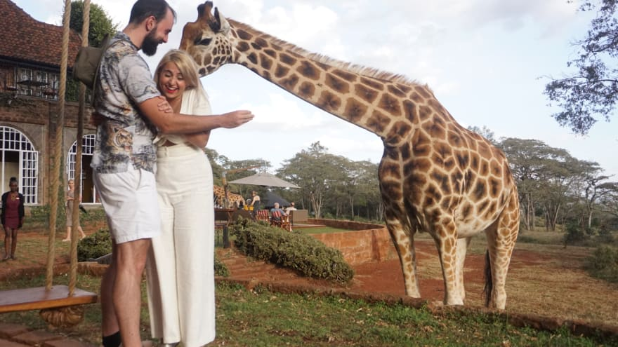 me-and-zeena-giraffe-manor-pic