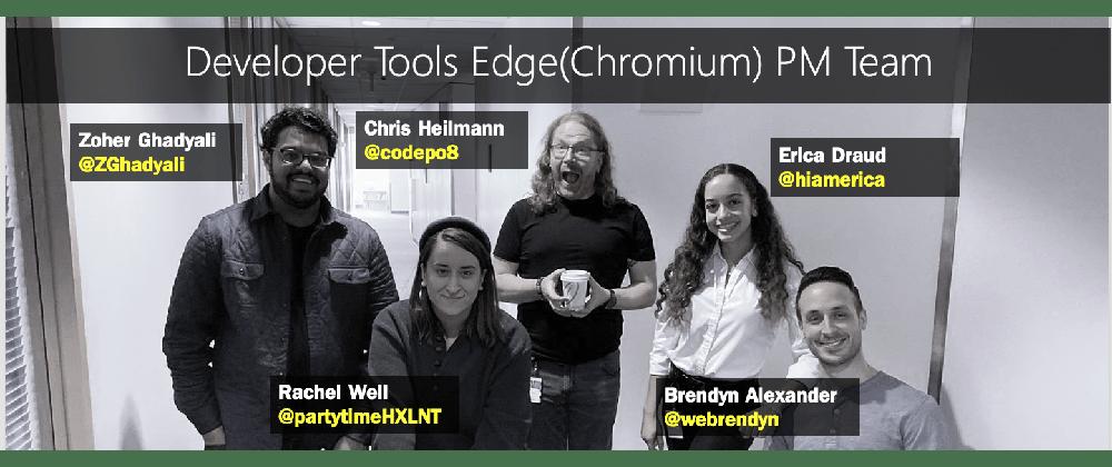 Cover image for I am Chris Heilmann, Principal Program Manager for the Microsoft Edge developer tools - AMA!