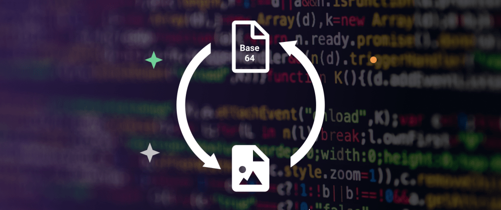 Cover image for Convert a Base64 data into an Image in Node.jsbp