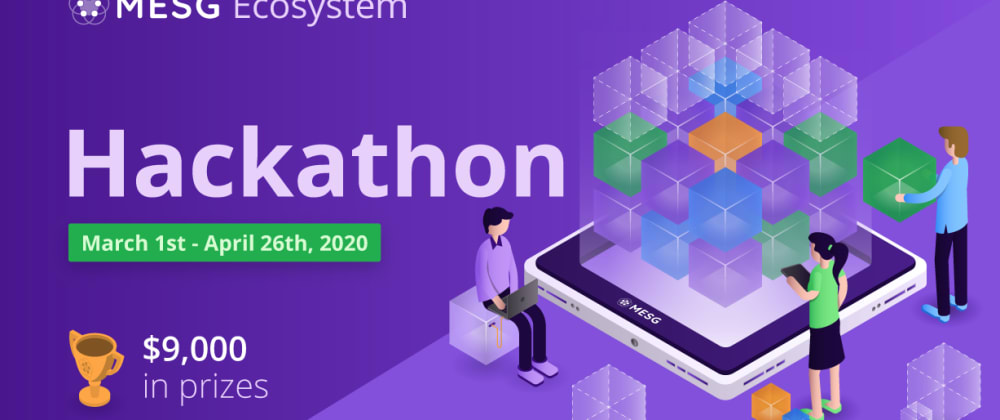 Cover image for MESG Ecosystem Hackathon