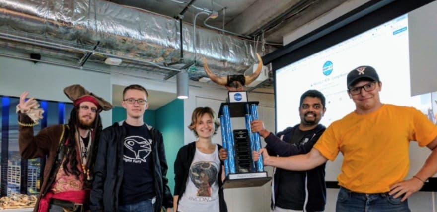 June 2017 - We Won Atlassian ShipIt in Austin