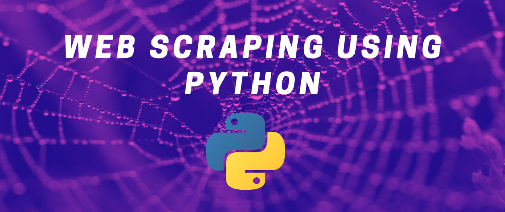 Cover image for A Smart, Automatic, Fast and Lightweight Web Scraper for Python