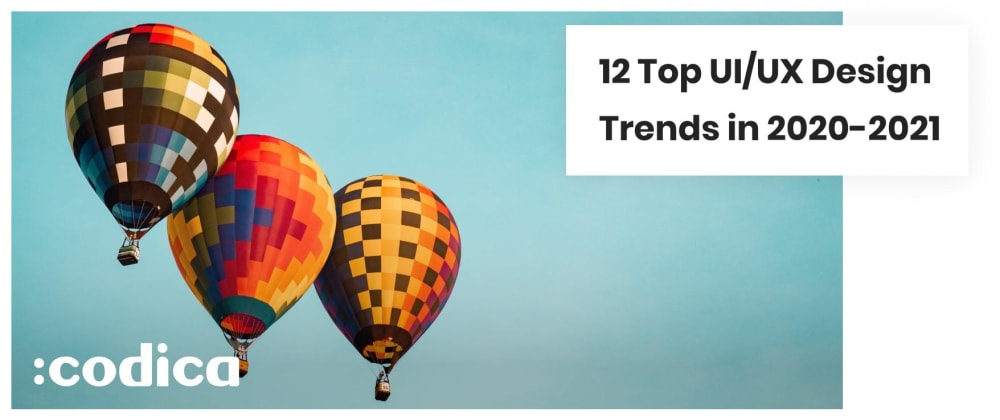 Cover image for Leading Web Design Trends to Follow in 2020-2021