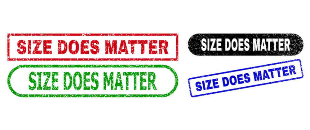 Cover image for 〈file-size〉 Web Component, because size does matter